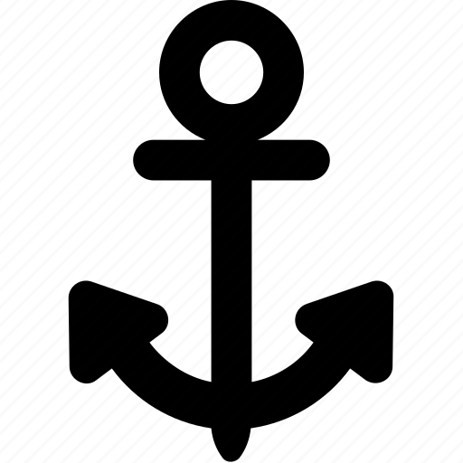 anchor, boat anchor, boat tool, nautical, sea icon