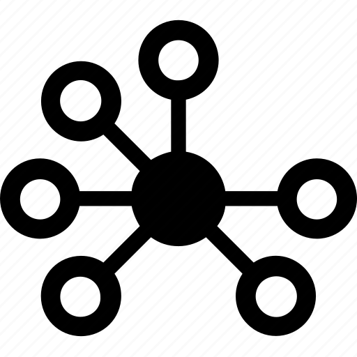 affiliate, connection, network, social community, social network icon