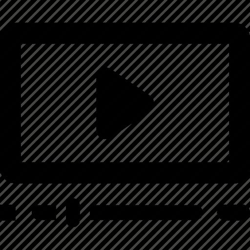 audio, media, multimedia, player, video icon