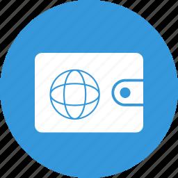 cash, e-payment, money, online wallet, pay, payment, purse icon