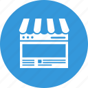business, e-commerce, e-shop, ecommerce, shop, shopping icon