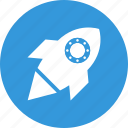 business, fly, mission, rocket, spaceship, start, startup icon
