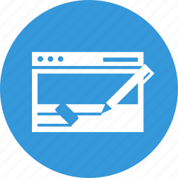 improvement, optimization, seo, web design, website icon