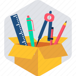 drawing, edit, pen, pencil, stationary, tools icon