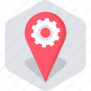 direction, gps, locate, location, map, navigation icon