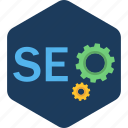 business, seo, setting, settings icon