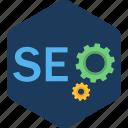 business, seo, setting, settings icon