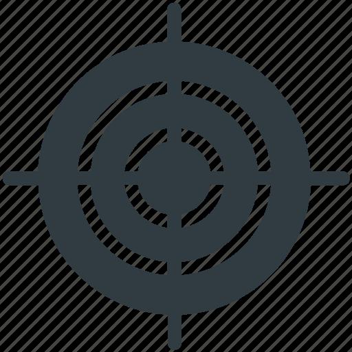 aim, dartboard, game, goal, target icon
