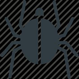 bug, cybercrime, malware, threat, virus icon