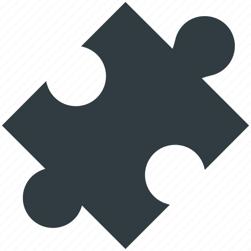 Game Jigsaw Piece Puzzle Strategy Icon