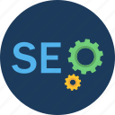 business, engine, optimization, search, seo, web icon