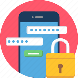 access, lock, password, privacy, protection, security, userid icon