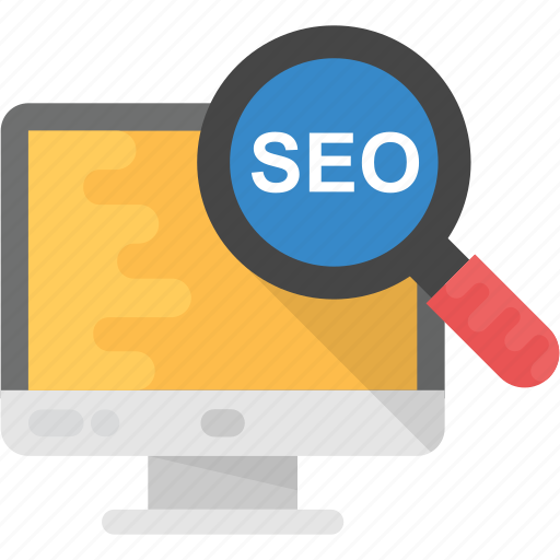 search engine optimization, search engine performance, seo, site optimization, web performance icon