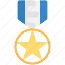 champion, medal, star medal, success, winner icon
