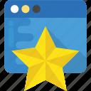 website evaluation, website grading, website ranking, website rating, website review