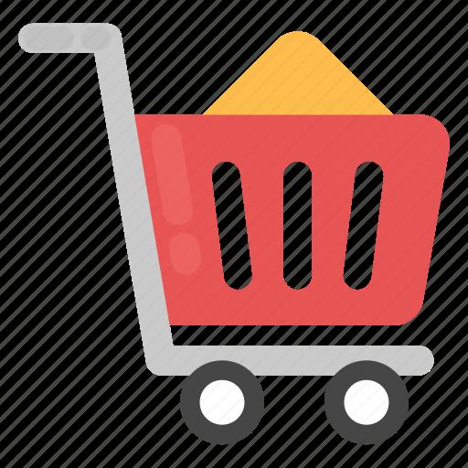 e-commerce, shop, shopping basket, shopping cart, trolley icon