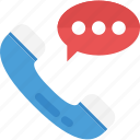 call, communication, telecom, telecommunication, telephone icon