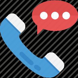 call, communication, telecom, telecommunication, telephone icon