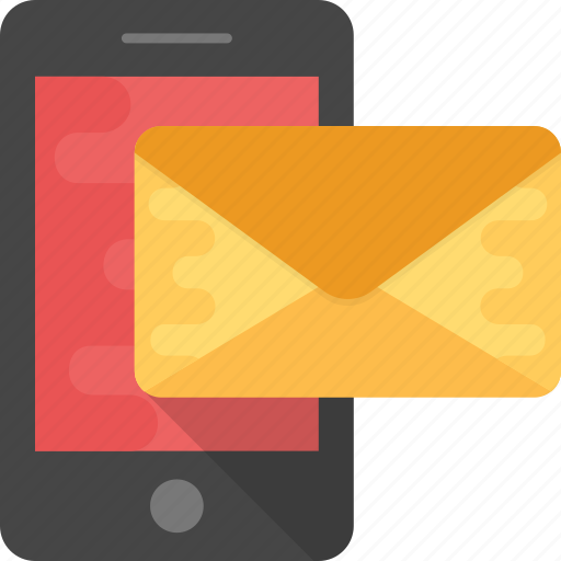 mms, mobile communication, mobile message, sms, text message icon