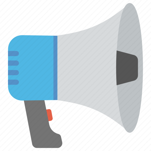 announcement, loudspeaker, marketing, promotion, special offer icon