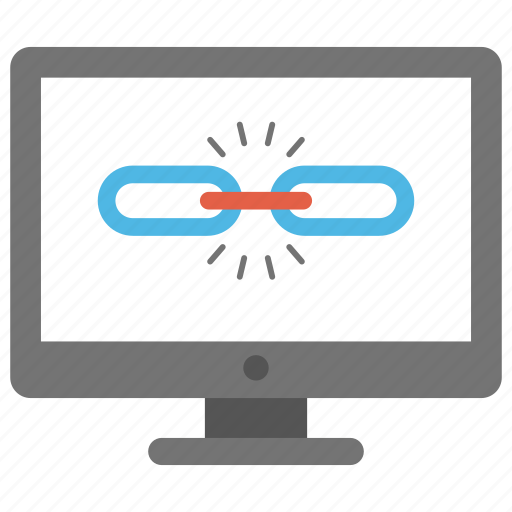 inbound links, link building, search engine ranking, seo concept, web page rank icon