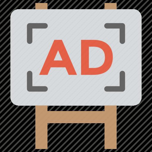 ad billboard, ad marketing, advertising and marketing, advertising campaign, marketing campaign icon