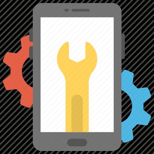 mobile marketing, mobile optimization, mobile seo service, search engine optimization icon