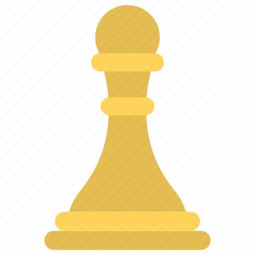 chess, chess pawn, chess piece, game, strategy icon