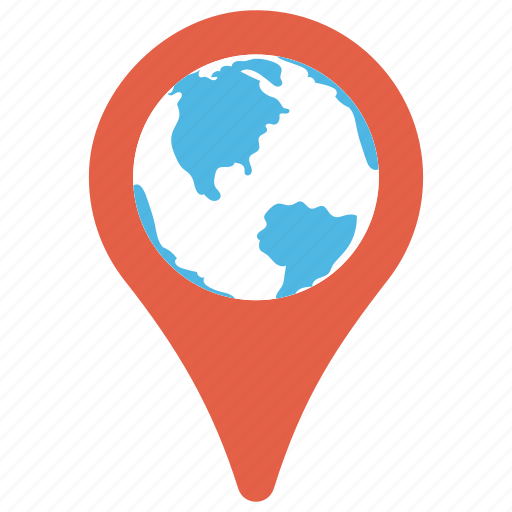 global locations, global navigation, global positioning system, gps, satellite navigation icon