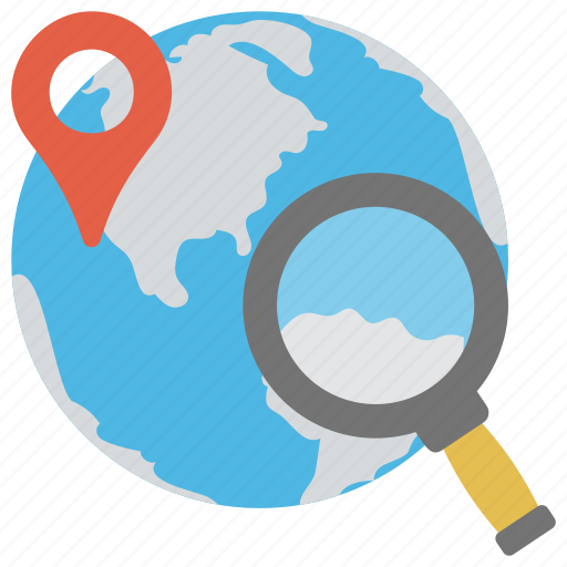 geomarketing, gps marketing, gps tracking, location-based advertising, location-based marketing icon