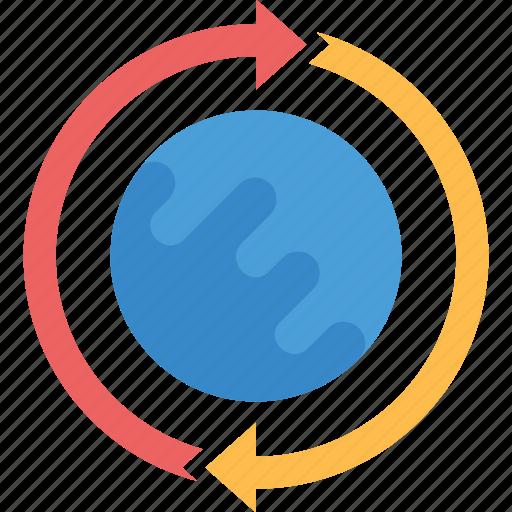 global technology, globalization, information technology concept, internet technology, world wide web icon