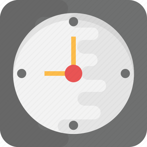clock, time, time alert, timekeeper, timer, wall clock icon