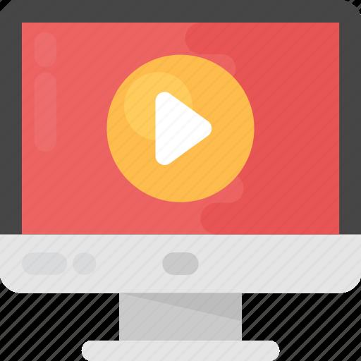 film, media, movie, multimedia, video icon