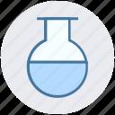 analyze, marketing, optimization, seo, test, test tube icon