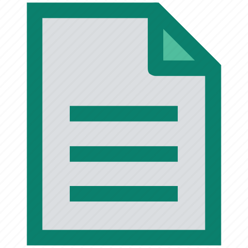 content, document, file, paper, seo, sheet icon