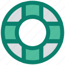 help, lifebuoy, sea, seo, service, support, technical icon
