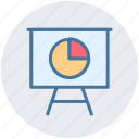 board, diagram, marketing, pie chart, seo, seo analysis, seo chart icon