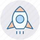 campaign, launch, marketing, missile, rocket, seo, startup