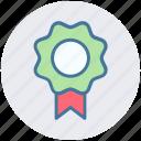 achievement, award, badge, marketing, prize, seo, win icon
