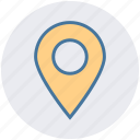 gps, local seo, location, marker, navigation, pin, seo icon