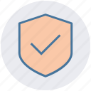 accept, antivirus, brand, checkmark, firewall, seo, shield