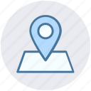 local seo, location, map pin, marker, marketing, paper, pin icon
