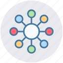 connection, internet, marketing, optimization, seo, share icon