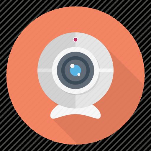 Kamera, marketing, seo, video, webcam icon