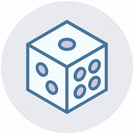 dice, gambling, game, luck, marketing, miscellaneous, seo icon