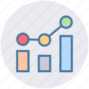 analytics, chart, graph, marketing, report, seo, statistic icon