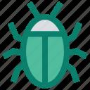 antivirus, bug, crawler, internet, seo, virus, web icon