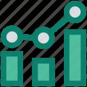analytics, chart, graph, marketing, report, seo, statistic icon