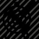 arrow, goal, seo, target icon