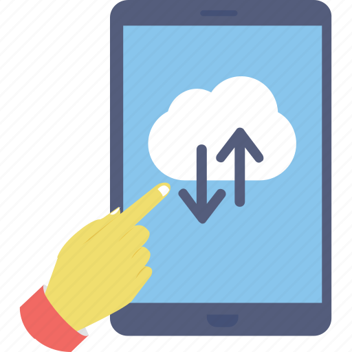 cloud computing, cloud data, cloud network, cloud sharing, cloud transfer icon